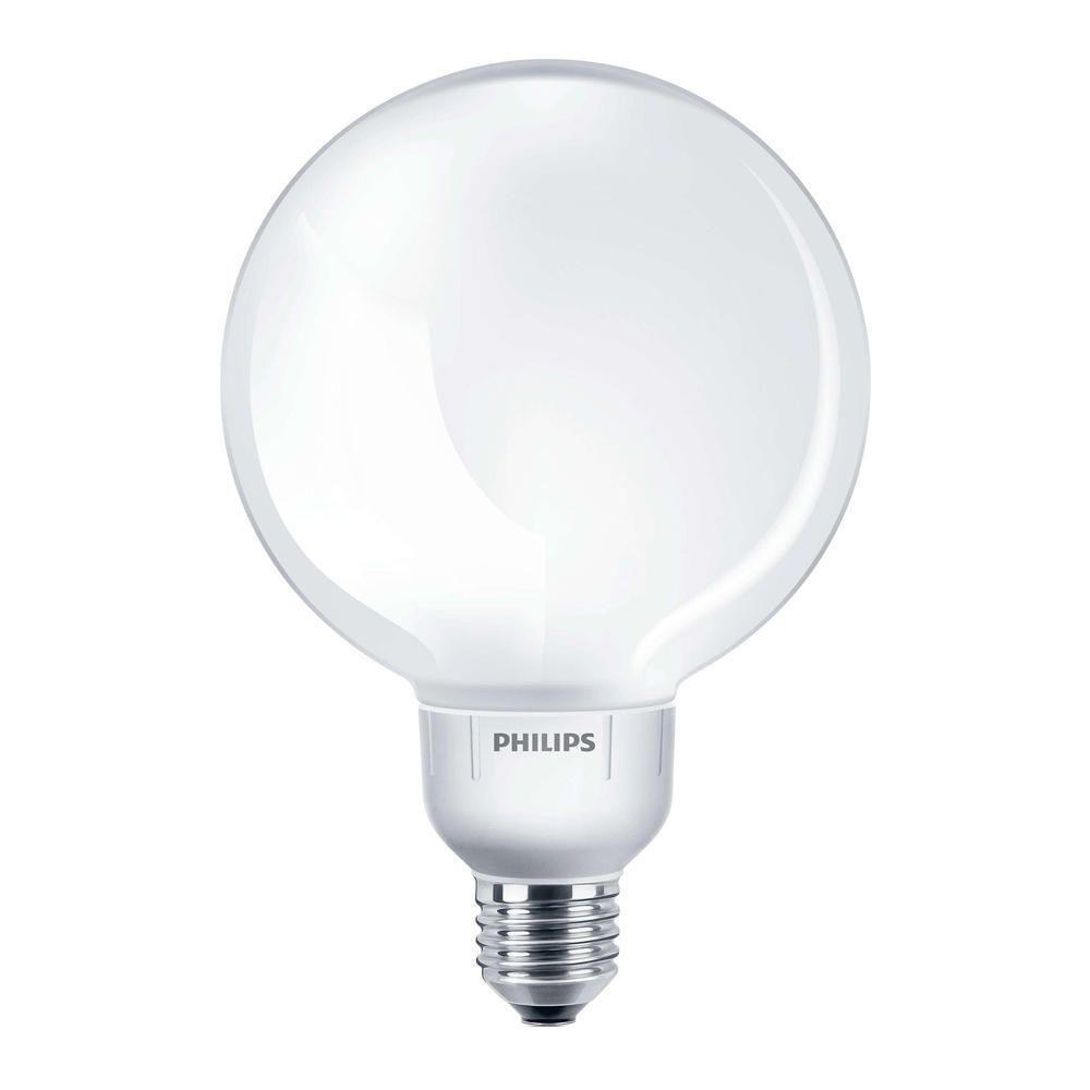 Philips Softone Globe 20W 827 E27 G120 | Blanc Très Chaud