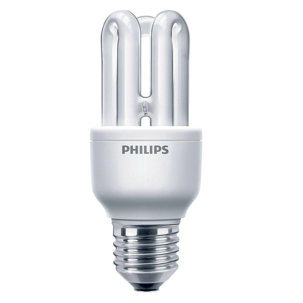 Philips Genie ESaver 8W 827 E27   Blanc Très Chaud