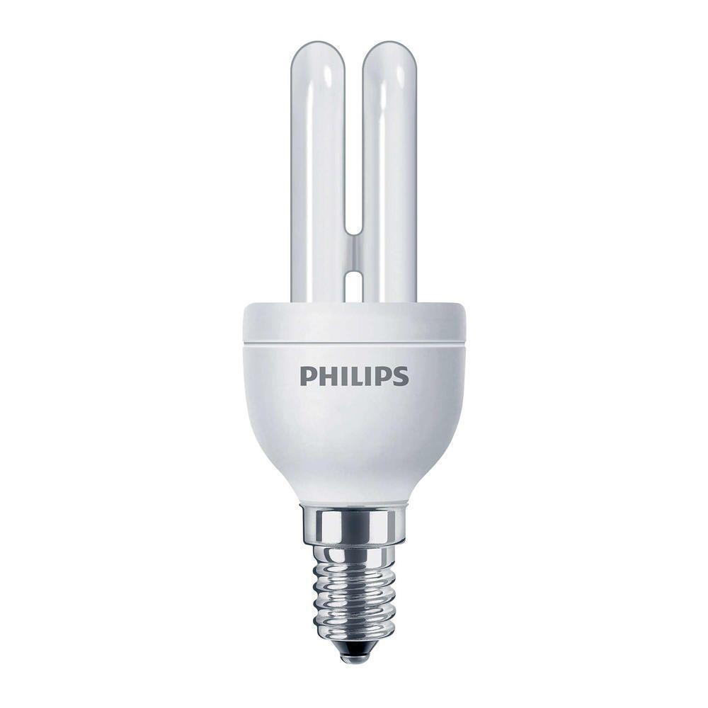 Philips Genie ESaver 5W 827 E14 | Blanc Très Chaud