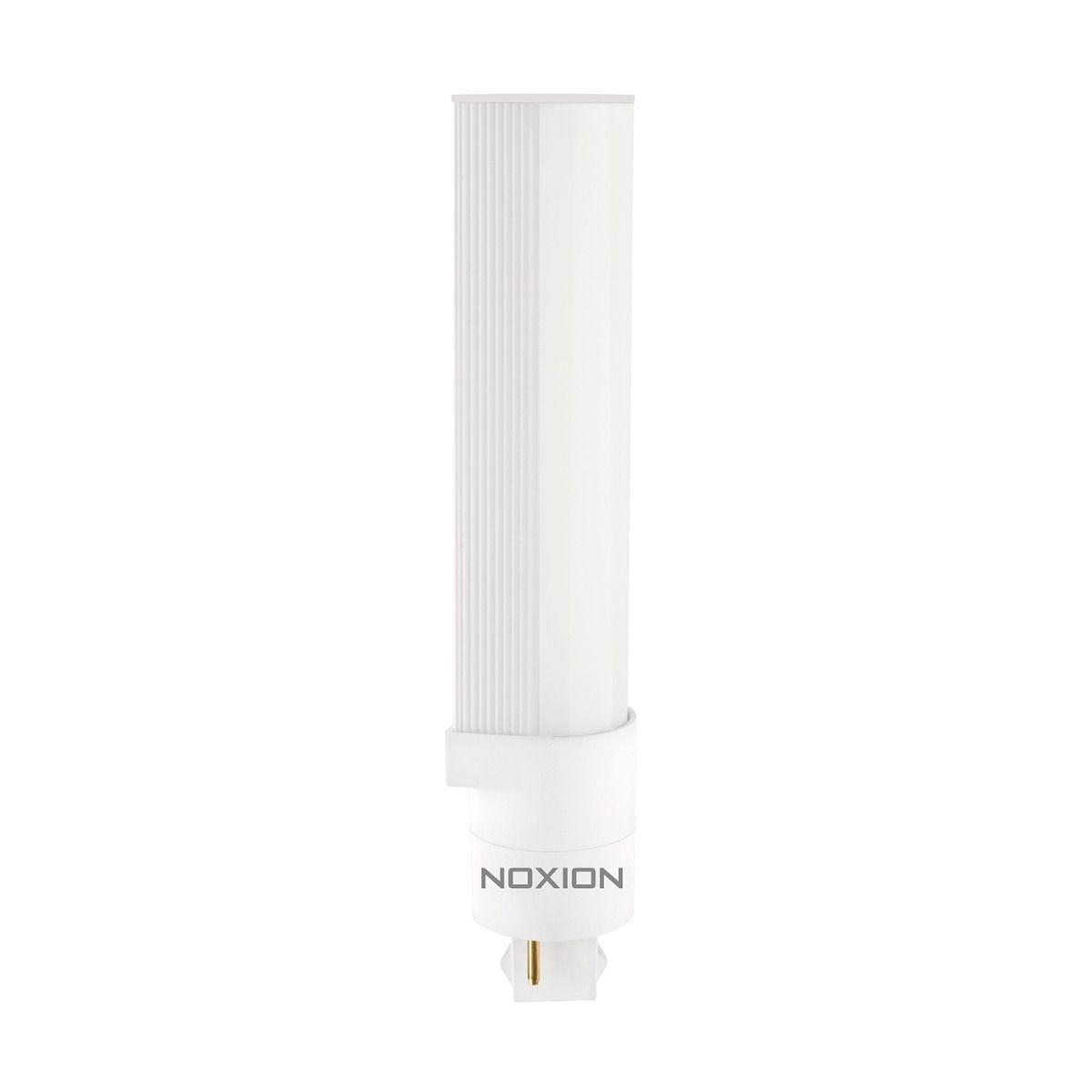 Noxion Lucent LED PL-C EM 6.5W 830   Blanc Chaud - 2-Pins - Substitut 18W