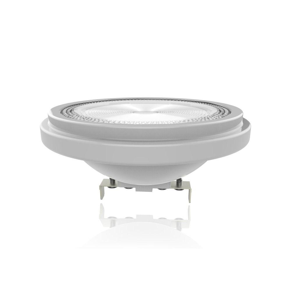 Noxion Lucent Spot LED AR111 G53 12V 12W 930 40D | Blanc Chaud - Meilleur rendu des couleurs - Dimmable - Substitut 75W