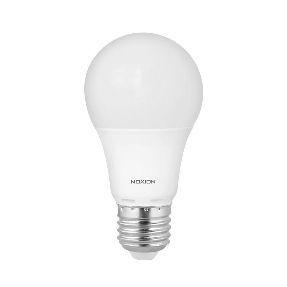 Noxion PRO LED Bulb A60 E27 7W 827 Dépolie | Blanc Très Chaud - Dimmable - Substitut 40W