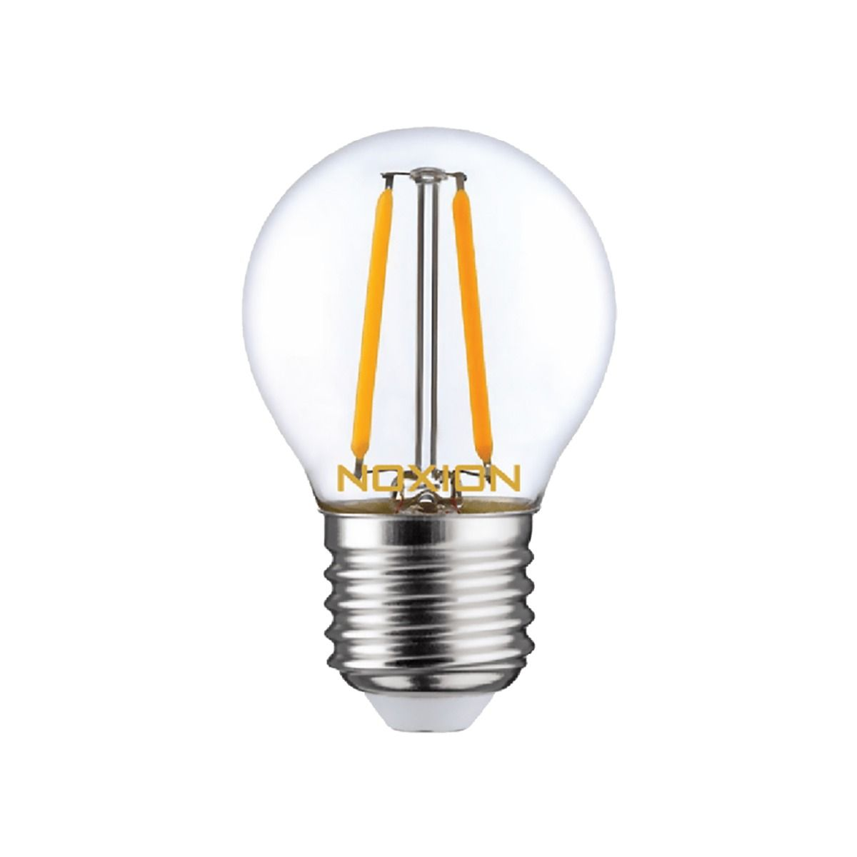 Noxion Lucent LED Lustre E27 2.6W 827 Filament | Blanc Très Chaud - Substitut 25W