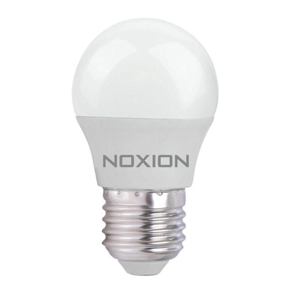 Noxion Lucent LED Classic Lustre 5W 827 P45 E27   Blanc Très Chaud - Substitut 40W