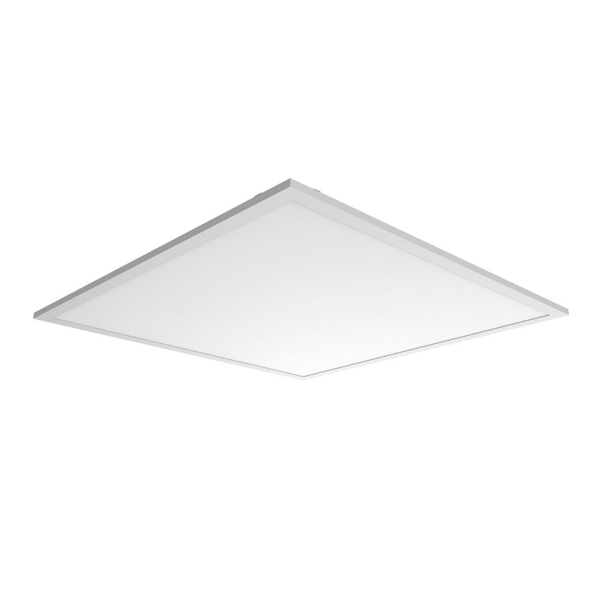 Noxion Panneau LED Delta Pro V3 30W 3000K 3960lm 60x60cm UGR <22 | Blanc Chaud - Substitut 4x18W