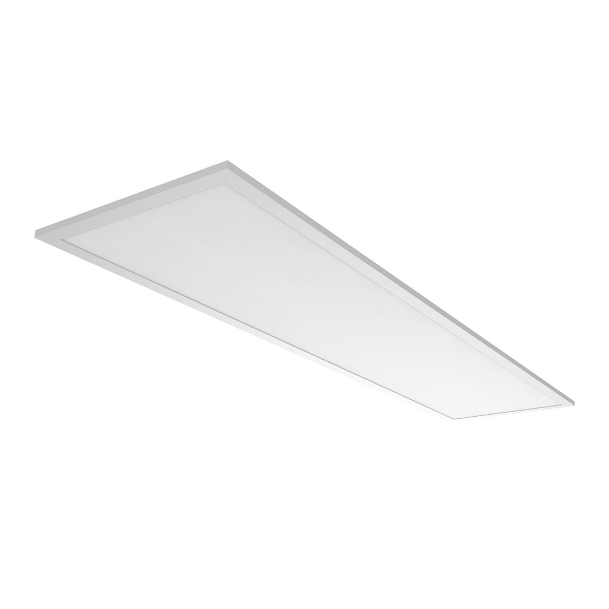 Noxion Panneau LED Delta Pro V3 30W 3000K 3960lm 30x120cm UGR <22 | Blanc Chaud - Substitut 2x36W