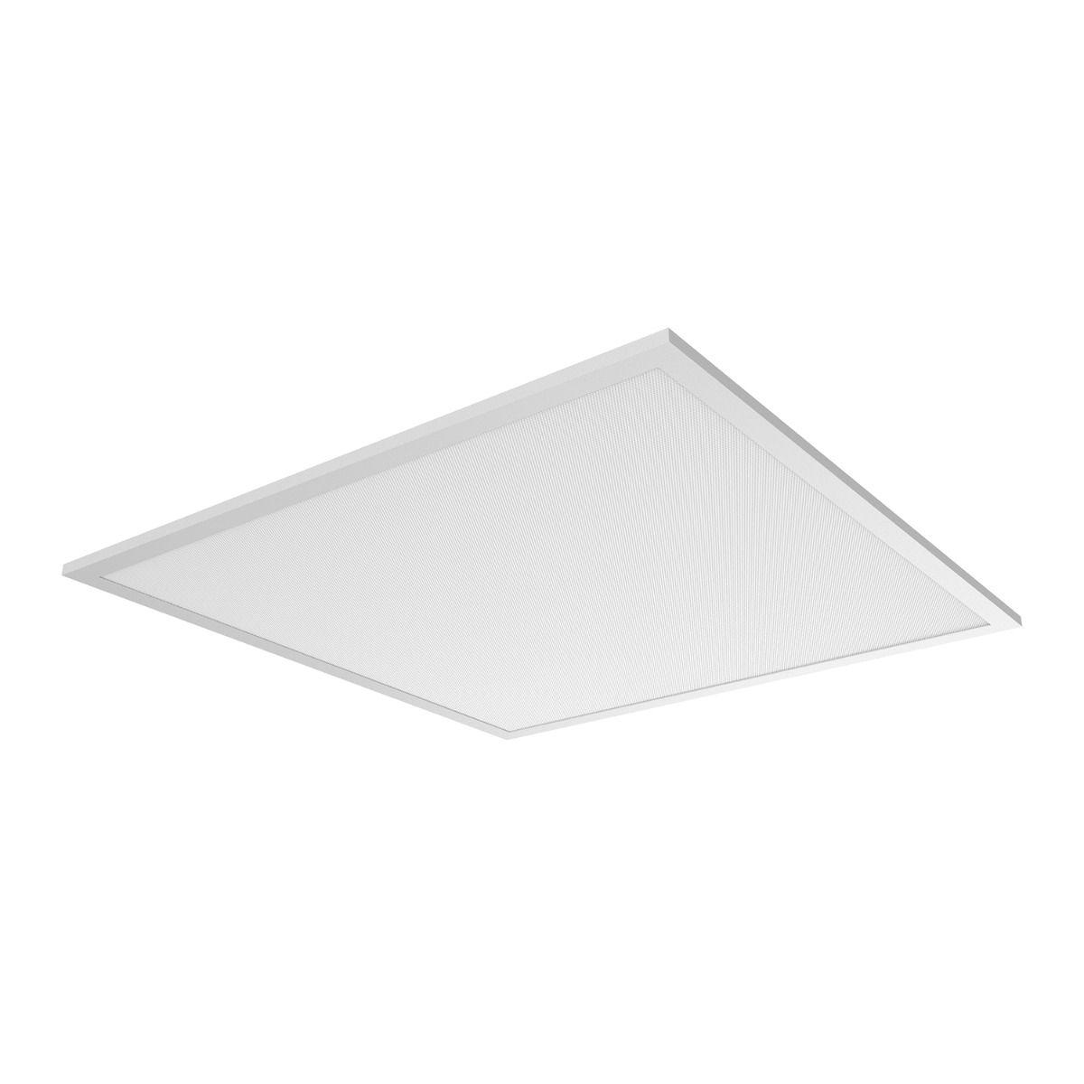 Noxion Panneau LED Delta Pro V3 Highlum DALI 36W 3000K 5225lm 60x60cm UGR <19 | Blanc Chaud - Équivalent 4x18W