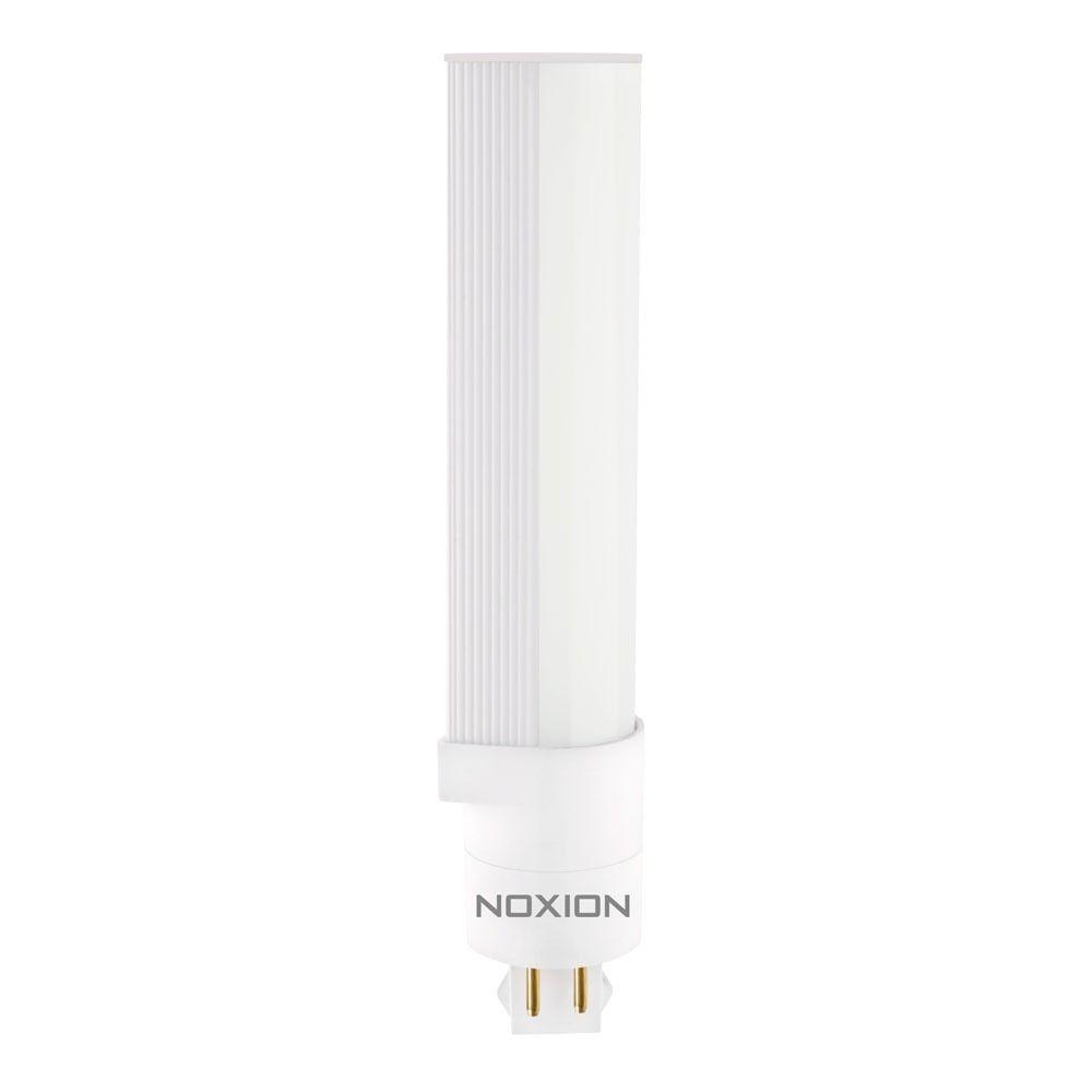 Noxion Lucent LED PL-C HF 9W 830   Blanc Chaud - 4-Pins - Substitut 26W