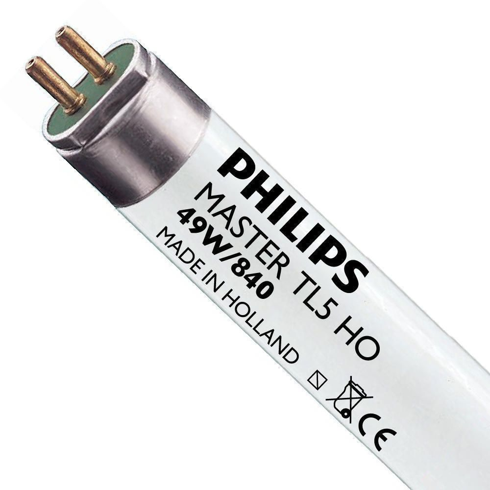 Philips TL5 HO 49W 840 (MASTER)   145cm - Blanc Froid