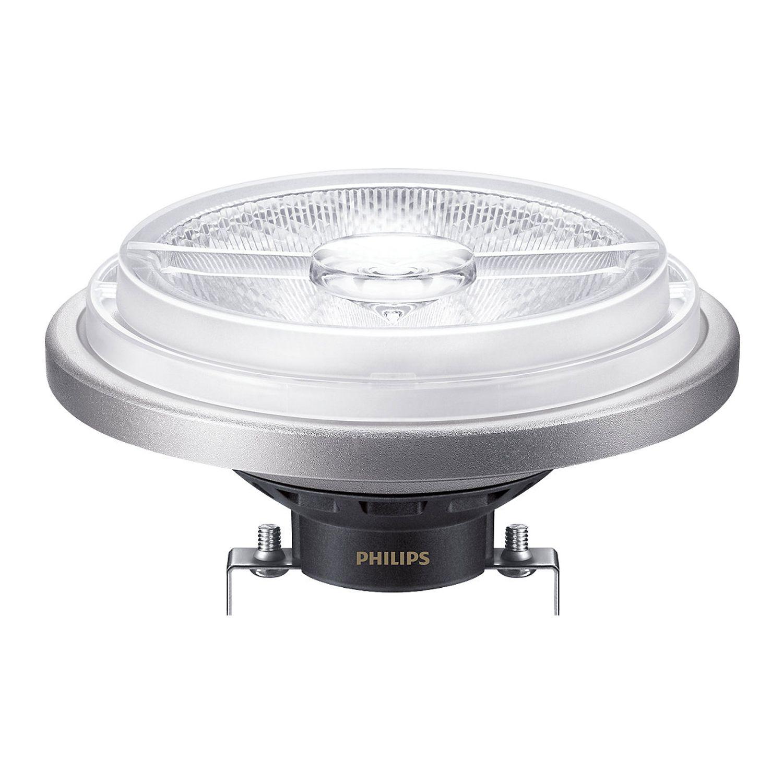 Philips LEDspotLV G53 AR111 (MASTER) 20W 927 24D | Dimmable - Meilleur rendu des couleurs - Substitut 100W