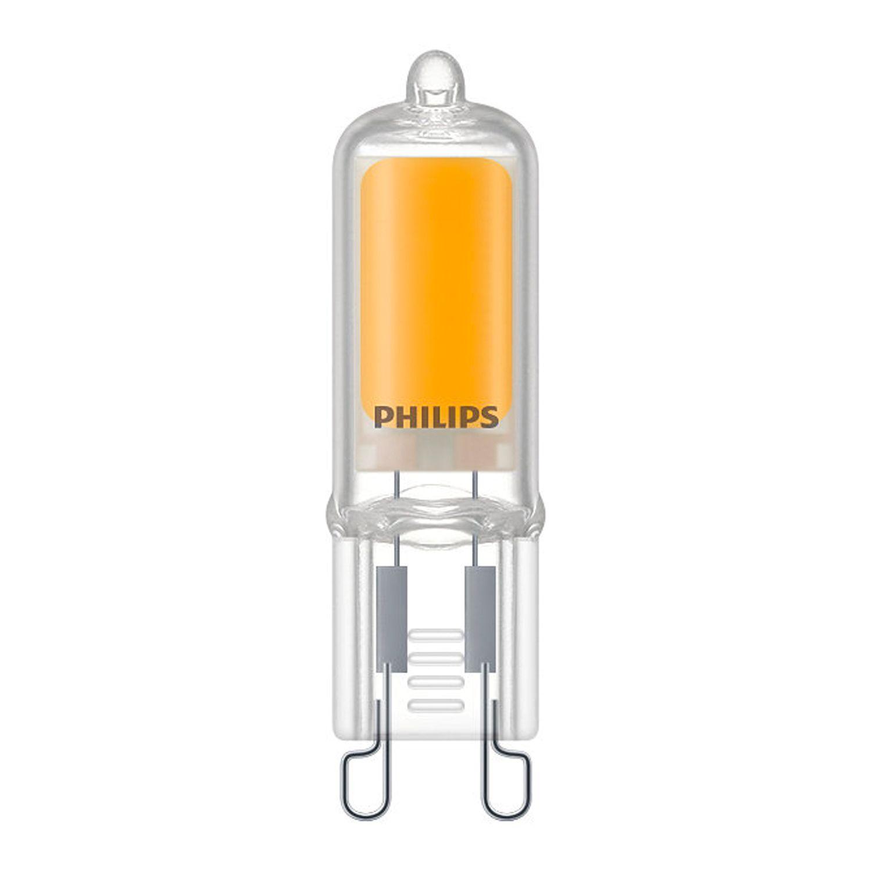 Philips CorePro LEDcapsule G9 2W 827 | Blanc Très Chaud - Substitut 25W