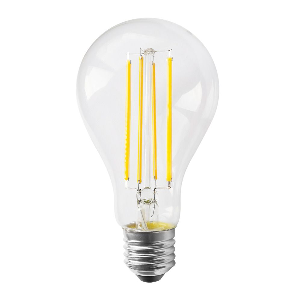 Noxion Lucent Classic LED Filament A70 E27 13W 827 Claire | Dimmable - Blanc Très Chaud - Substitut 100W