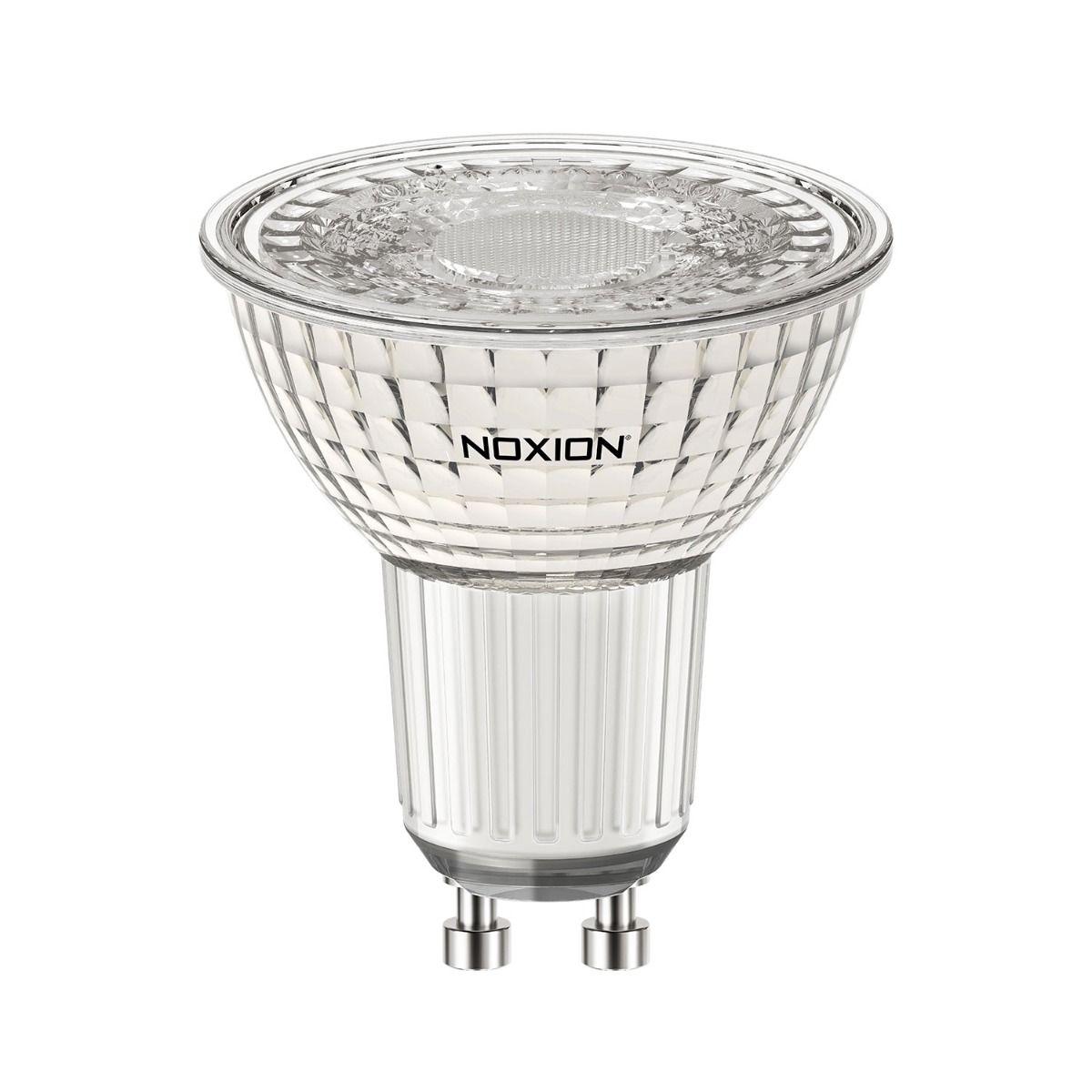Spot LED Noxion PerfectColor GU10 927 60D   Dimmable   Blanc très chaud   5.5W Équivalent 50W