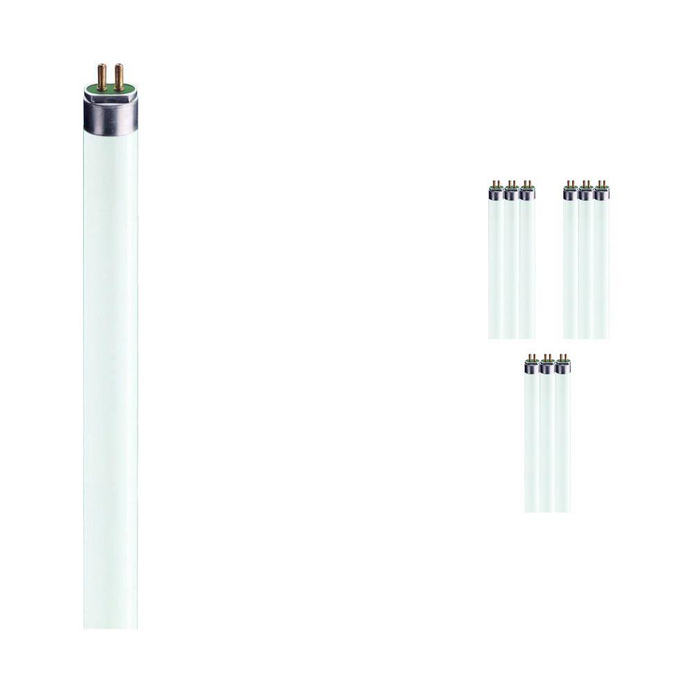 Lot 10x Philips TL5 HE 35W 830 (MASTER)   145cm - Blanc Chaud