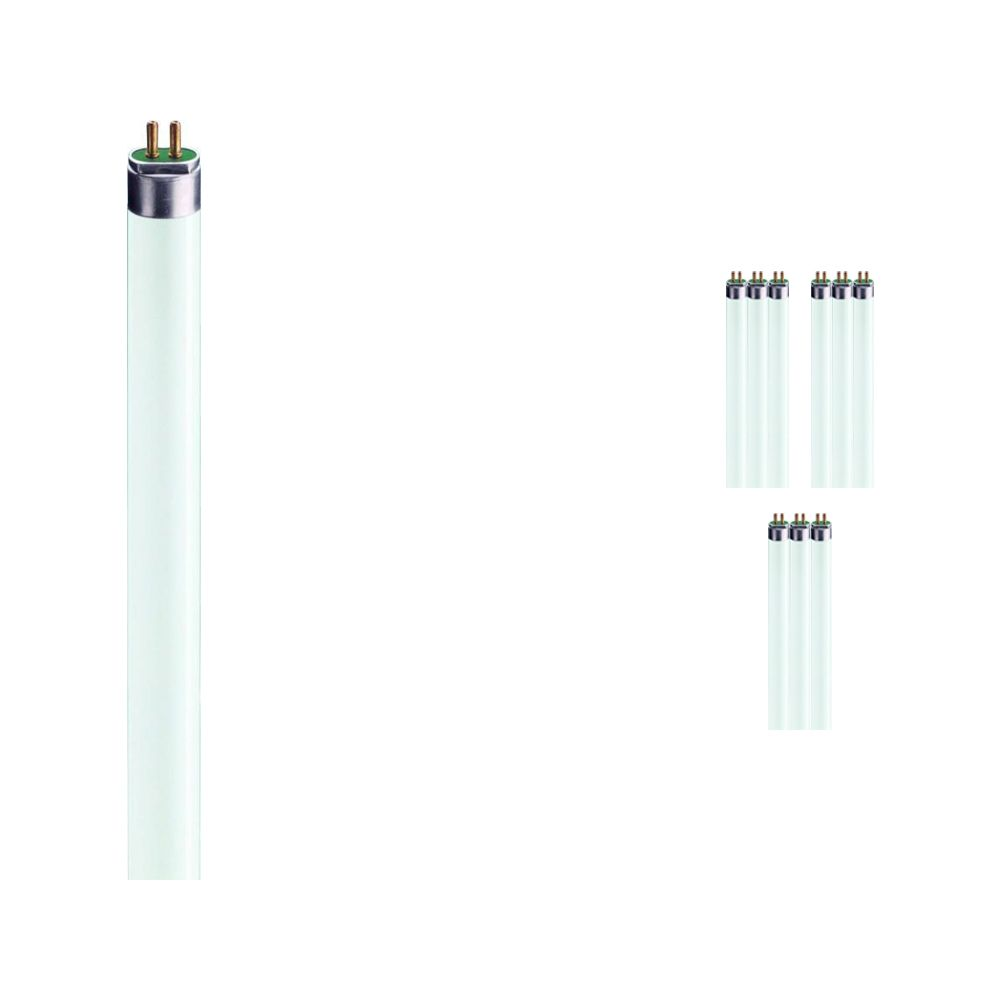 Lot 10x Philips TL5 HE 21W 840 (MASTER) | 85cm - Blanc Froid