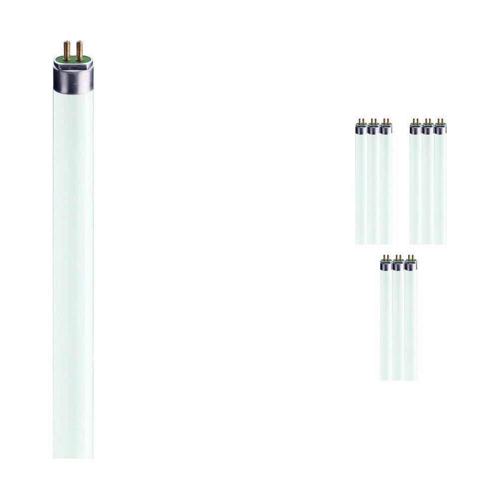 Lot 10x Philips TL5 HO 49W 830 (MASTER) | 145cm - Blanc Chaud