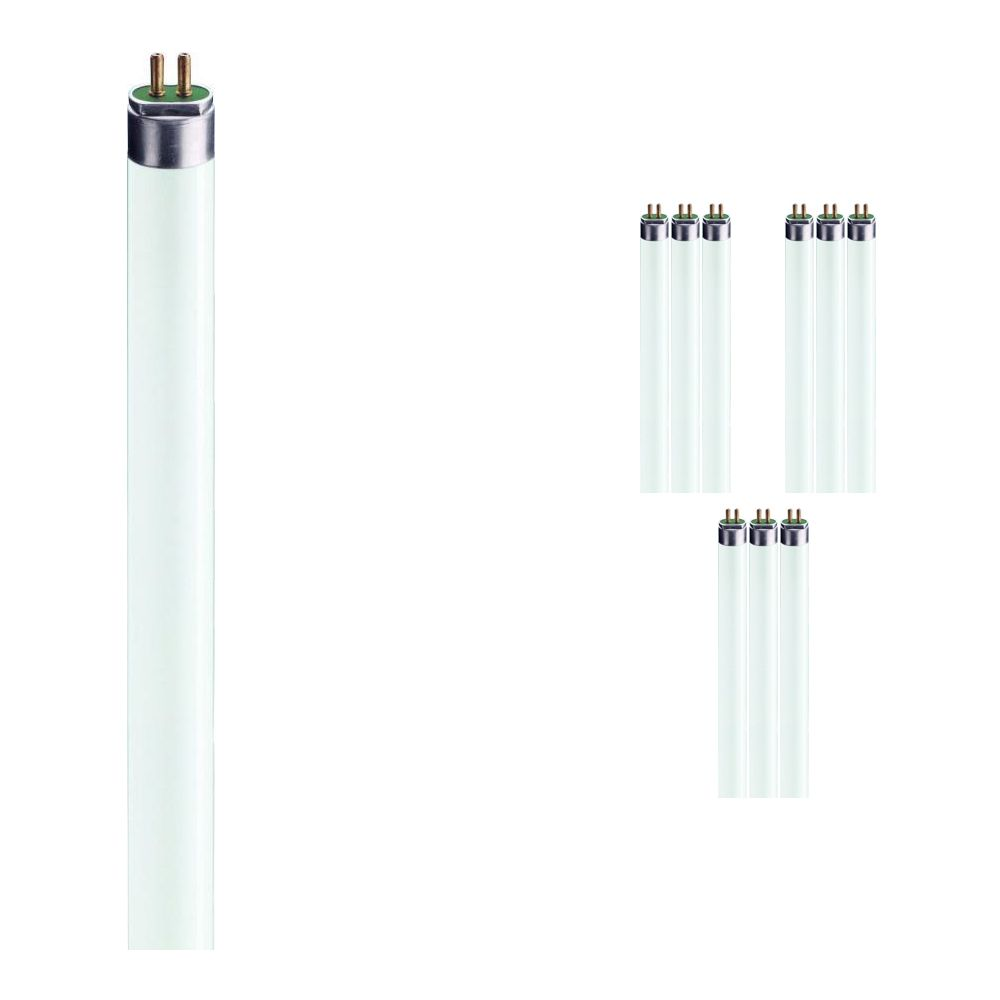 Lot 10x Philips TL5 HE 35W 840 (MASTER)   145cm - Blanc Froid