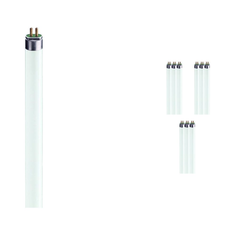 Lot 10x Philips TL5 HO 54W 840 (MASTER) | 115cm - Blanc Froid