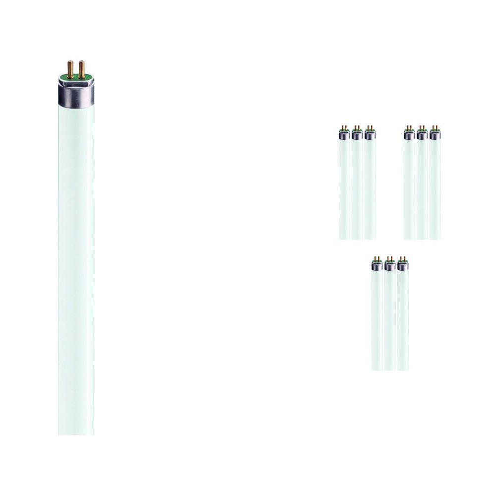 Lot 10x Philips TL5 HO 80W 830 (MASTER)   145cm - Blanc Chaud