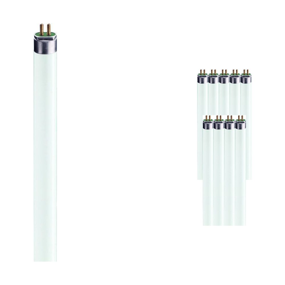 Lot 10x Philips TL5 HO 39W 840 (MASTER)   85cm - Blanc Froid