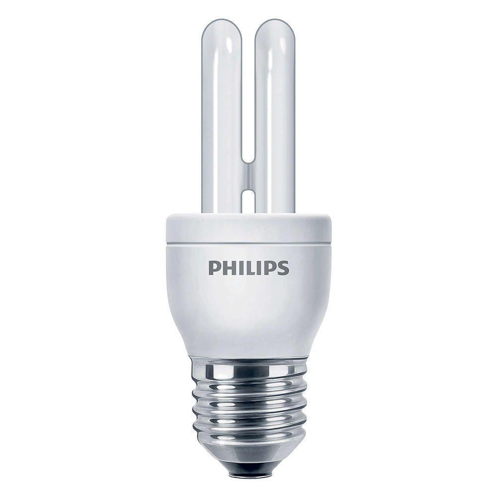 Philips Genie ESaver 5W 827 E27   Blanc Très Chaud