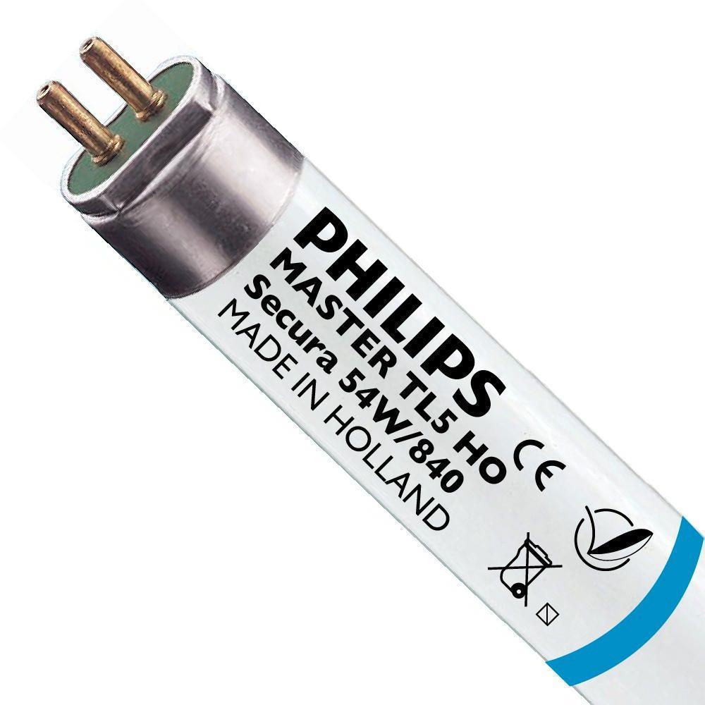 Philips TL5 HO Secura 54W 840 (MASTER) | 115cm - Blanc Froid