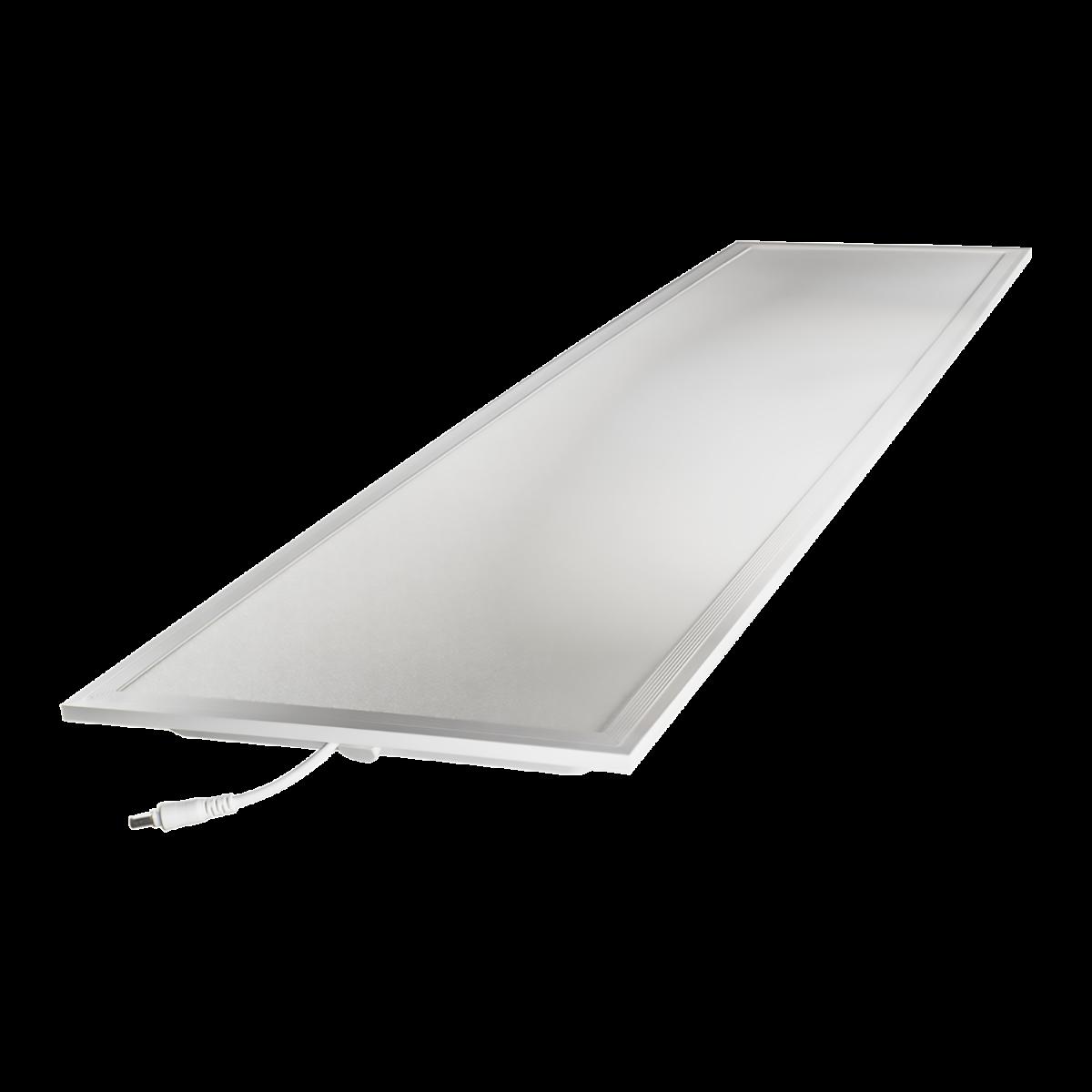 Noxion Panneau LED Delta Pro Highlum V2.0 40W 30x120cm 3000K 5280lm UGR <19 | Blanc Chaud - Substitut 2x36W