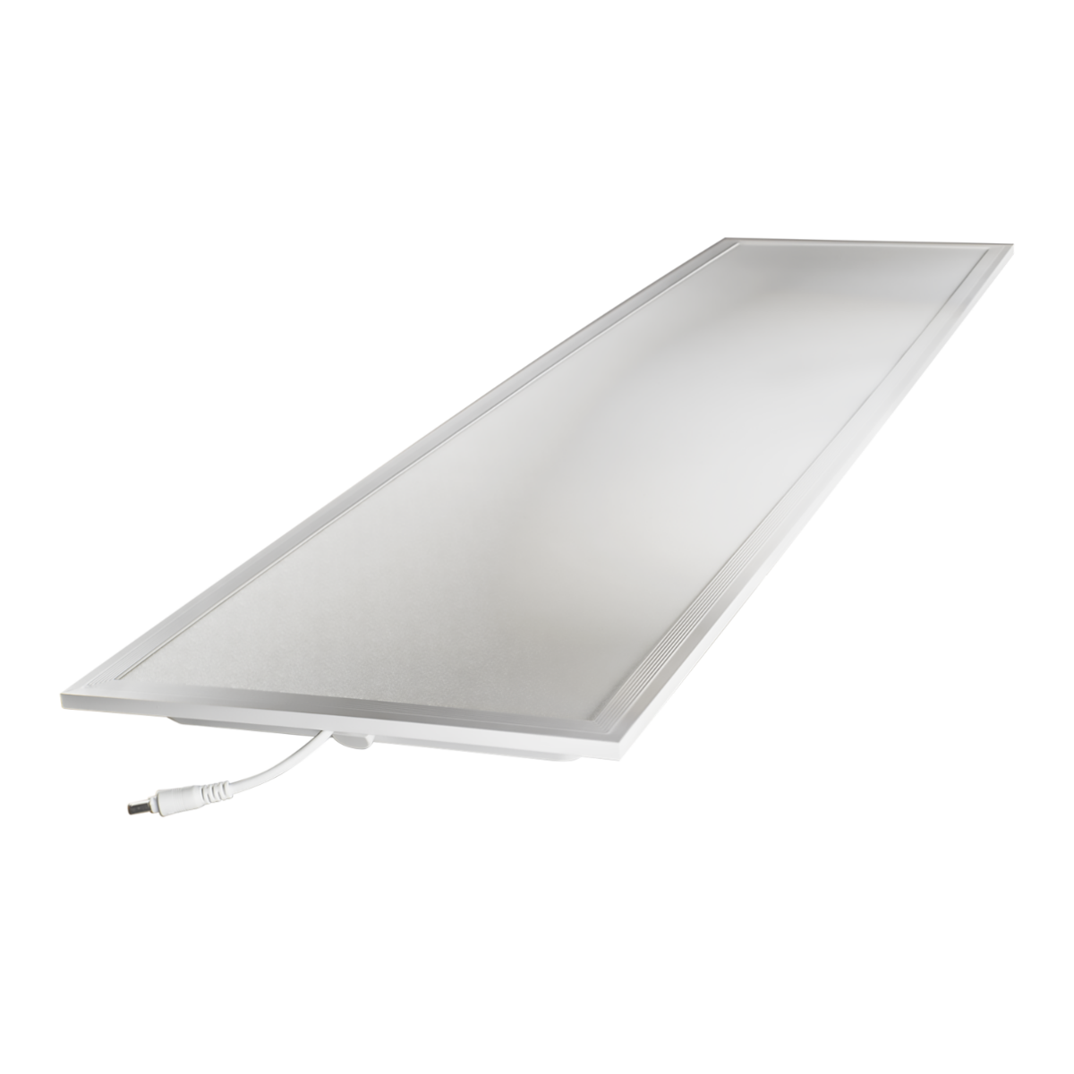 Noxion Panneau LED Delta Pro V2.0 Xitanium DALI 30W 30x120cm 6500K 4110lm UGR <19 | Dali Dimmable - Lumière du Jour - Substitut 2x36W
