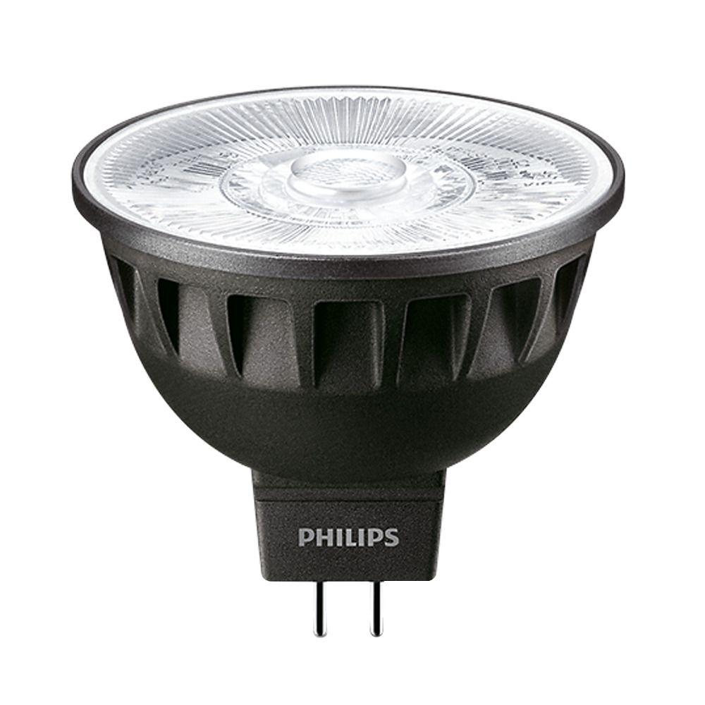 Philips LEDspot ExpertColor GU5.3 MR16 6.5W 930 10D (MASTER)   Blanc Chaud - Meilleur rendu des couleurs - Dimmable - Substitut 35W