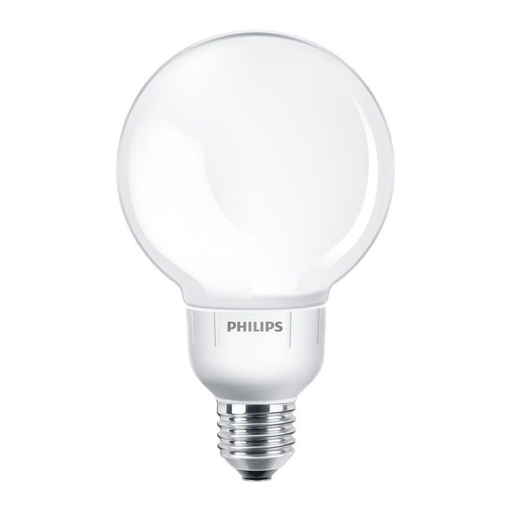 Philips Softone Globe 12W 827 E27 G93 | Blanc Très Chaud