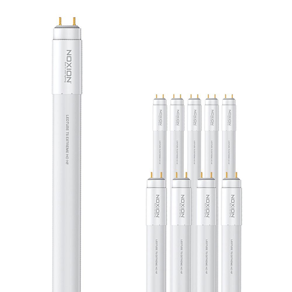 Lot 10x Noxion Avant LEDtube T8 Extreme HO HF 120cm 14W 830 | Blanc Chaud - Équivalent 36W