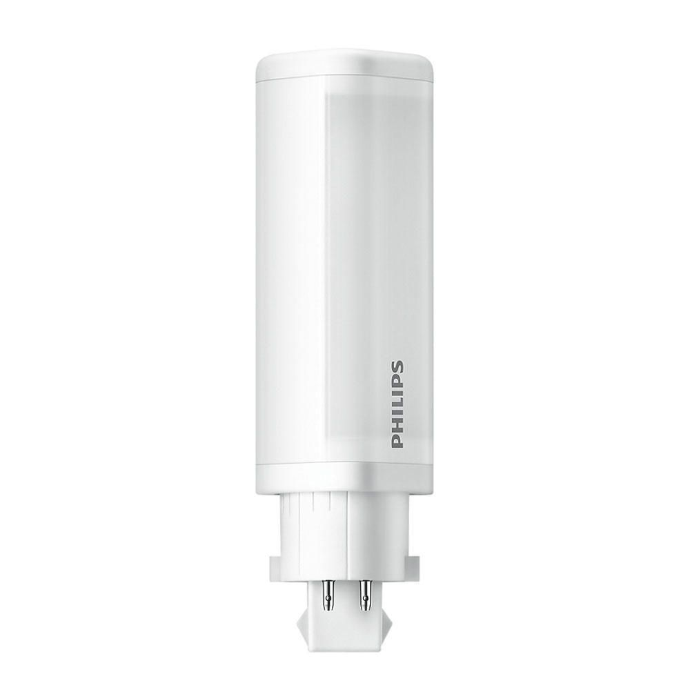 Philips CorePro PL-C LED 4.5W 830   Blanc Chaud - 4-Pins - Substitut 10W & 13W