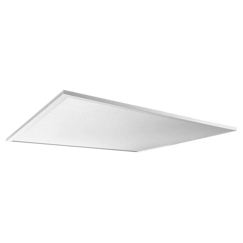Noxion Panel LED ProSpace IP44 60x60cm 4000K 28W UGR<19 | Blanc Froid - Substitut 4x18W