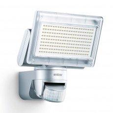 Steinel Projecteur LED à détecteur XLED Home 1 Argent