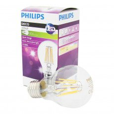 Philips Classic LEDbulb 7.5-60W E27 827 A60