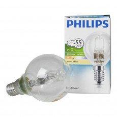 Philips EcoClassic Lustre 42W E14 230V P45 Clear