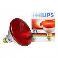 Philips PAR38 IR 175W E27 230V Rouge
