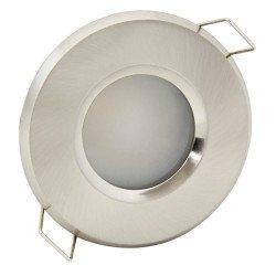 Anneau 85mm pour Aron Spot - Chrome - Rond Inclinable