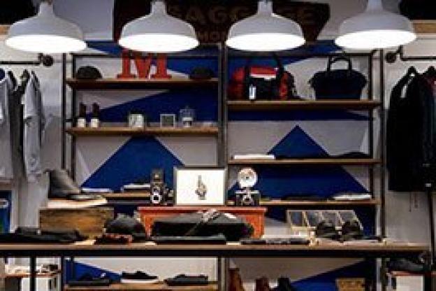 L'éclairage LED pour le commerce de détail : le prêt-à-porter