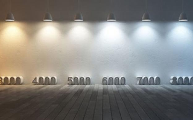 Quelle température de couleur choisir pour une lampe LED ?