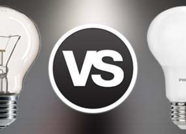 Quelle est la différence entre une ampoule incandescente et une ampoule LED ?