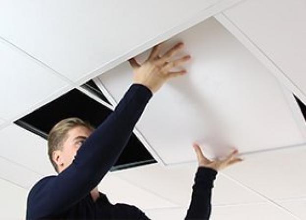 Comment installer un panneau LED ?
