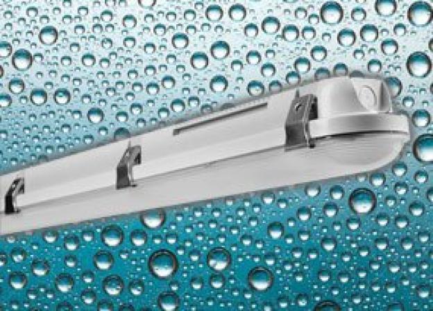 Éclairage LED étanche: environnement industriel