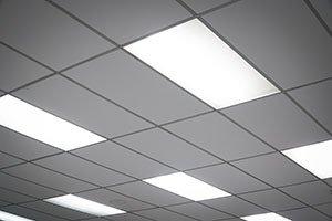 panneaux LED pour bureaux