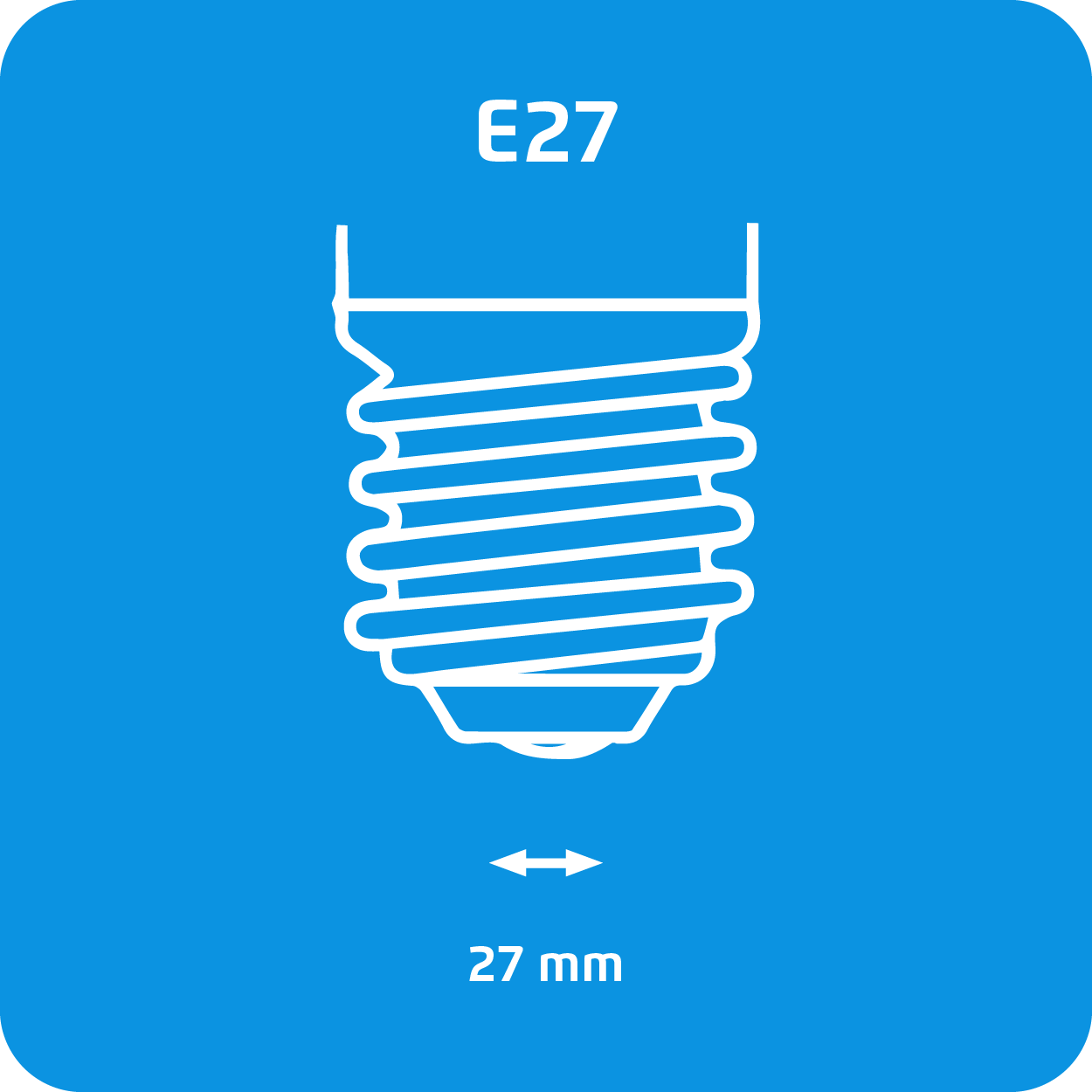 Philips ampoules led e27 230v online lampesdirect for Offerte lampadine a led e 27