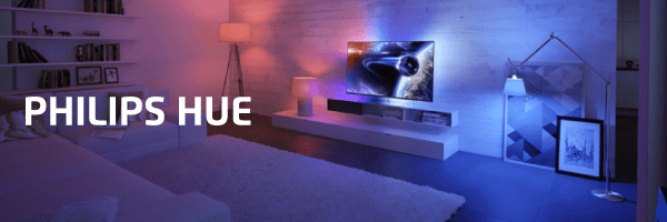 Philips HUE: a new way to decorate your house with light