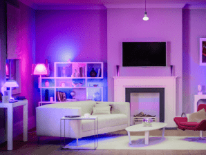 Philips HUE let you create endless combinations of light